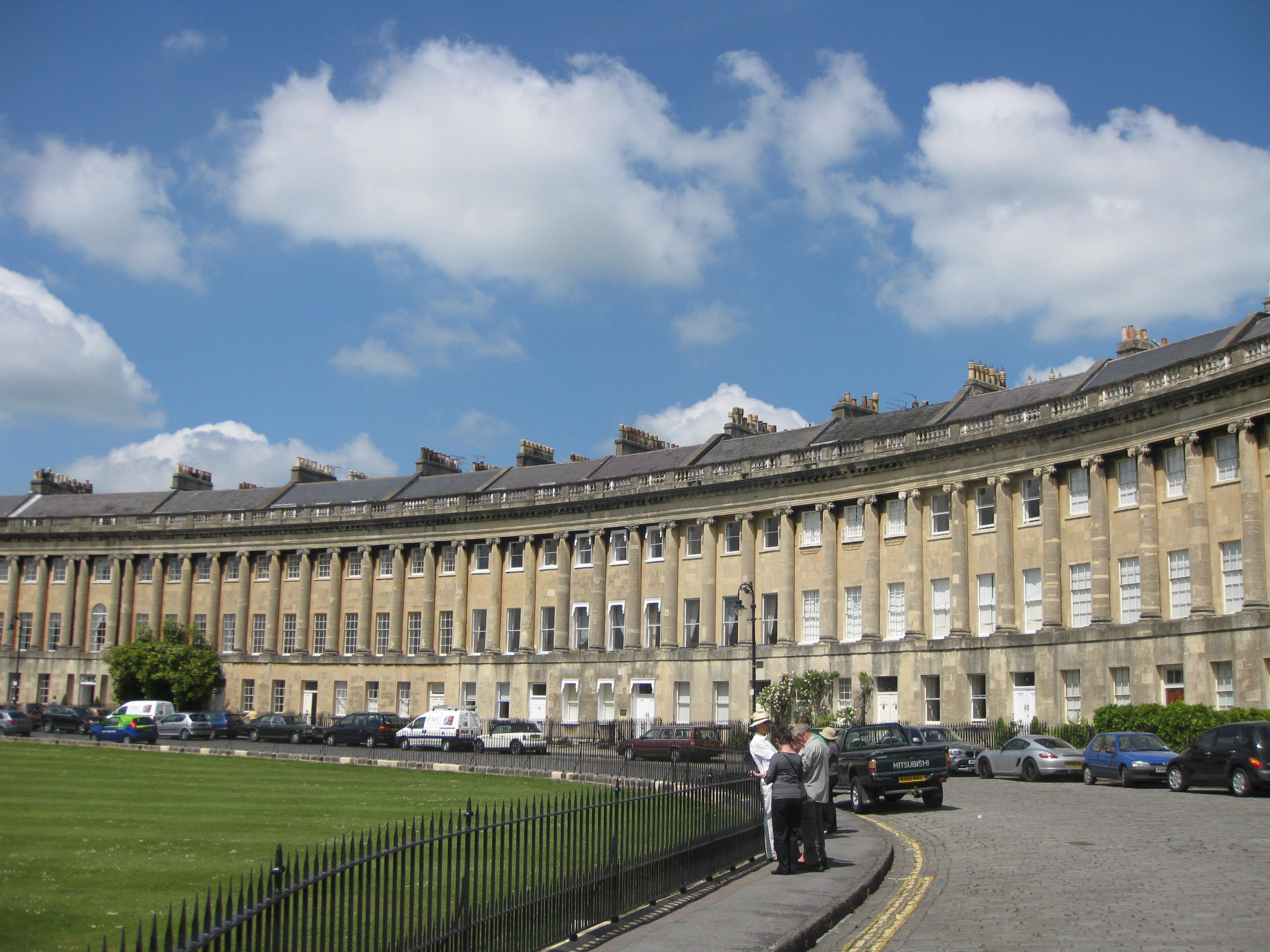 A Walk in Bath | Kenneth Bagnell